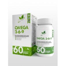NaturalSupp Омега 3-6-9 60 капс.