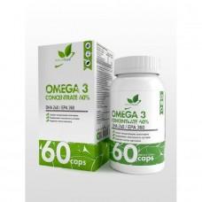 NaturalSupp Омега 3 60%(DHA 240/EPA 360) 60 капс.