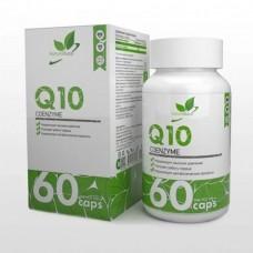 NaturalSupp Коэнзим Q-10 + лицетин 60 капс.