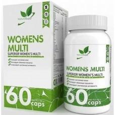 NaturalSupp ВитаВумен 60 капс.(женские витамины)