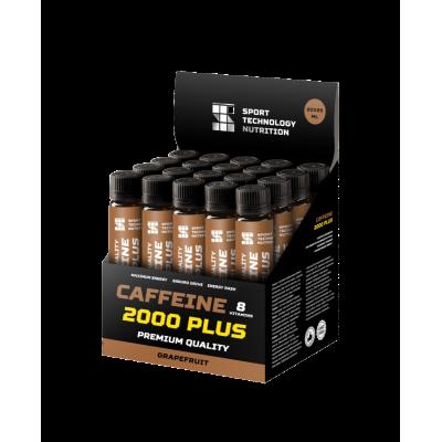 Кофеин 2000 лайм-имбирь-лимонграсс-мята