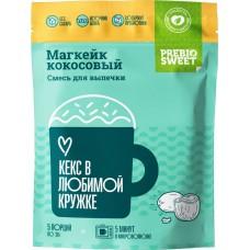 Смесь для выпечки Пребиосвит Магкейк кокосовый, 2 шт. по 150 г