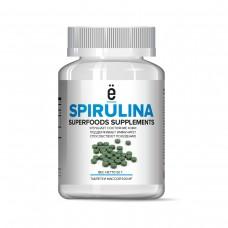 SPIRULINA SUPERFOODS (СПИРУЛИНА) таблетки 50гр