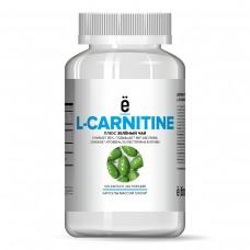 L-CARNITINE + GREEN TEA 1200мг, Ёбатон, 120 желатиновых капсул