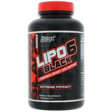 Intl Lipo-6 Black