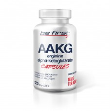 Аргинин Be First Arginine AKG Capsules 120 капсул