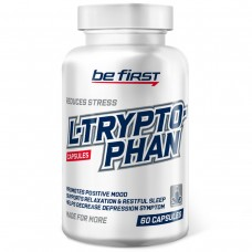 Триптофан Be First L-Tryptophan 60 капсул