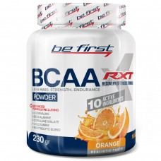 Аминокислоты Be First BCAA RXT 230 гр,