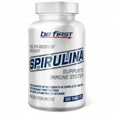 Спирулина в таблетках Be First Spirulina 120 таблеток