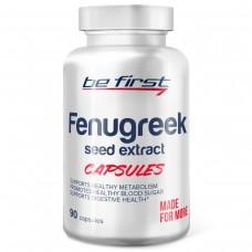 Средство для повышения тестостерона Be First Fenugreek Seed Extract Capsules 90 капсул