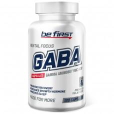 Гамма-аминомасляная кислота GABA (ГАБА, ГАМК) Be First Capsules 120 капсул