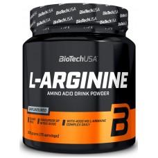 Biotech USA L-Arginine Powder 300 г без вкуса