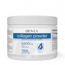 Коллаген Biovea 'Collagen Powder 6,600 mg' Натуральный 198 гр