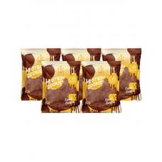 Fit Kit Chocolate Protein Cookie, 5шт x 50г (сладкий сыр)