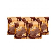 Fit Kit Chocolate Protein Cookie, 5шт x 50г (медовый мусс)