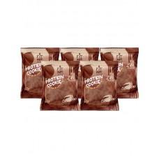Fit Kit Chocolate Protein Cookie, 5шт x 50г (капучино)