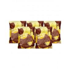 Fit Kit Chocolate Protein Cookie, 5шт x 50г (банановый десерт)