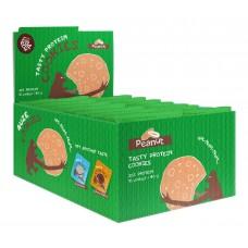 Печенье белковое Fuze 'Cookies', арахис, 640 г, 16 упаковок