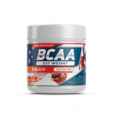 BCAA 2:1:1 Instant 250gr/50serv B-Black limited new year edition