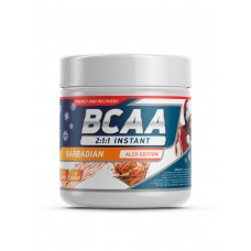 BCAA 2:1:1 Instant 250gr/50 serv Barbadian (Бар оска) limited new year edition