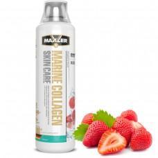 Коллаген Maxler Marine Collagen SkinCare (Морской коллаген / Гиалуроновая кислота / Витамин С) 500 мл