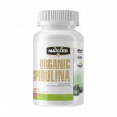 Спирулина Maxler Organic Spirulina, 180 таблеток