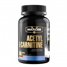 Карнитин Maxler Acetyl L-Carnitine, 100 вегетарианских капсул