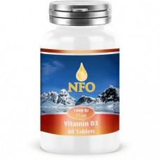Vitamin D3 1000 IU (25 мг) 60 таб