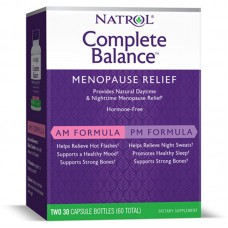Complete Balance menopause relief, 60 капс