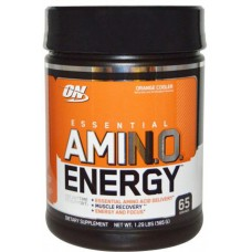 Аминокислотный комплекс Optimum Nutrition 'Amino Energy', апельсин, 585 г