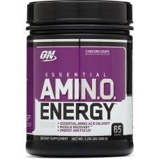 Аминокислотный комплекс Optimum Nutrition 'Amino Energy', виноград, 585 г
