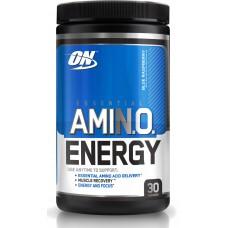 Аминокислотный комплекс Optimum Nutrition 'Amino Energy', ежевика, 270 г