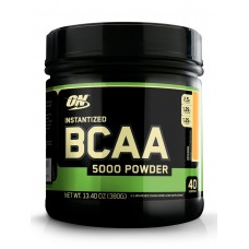 BCAA Optimum Nutrition Instantized BCAA 5000 Powder 13,4 oz Orange