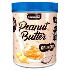 Арахисовая паста Quamtrax Nutrition Peanut Butter Crunchy, 1000 г