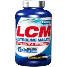 Аминокислоты Quamtrax Nutrition LCM L-Citrulline Malate, 150 капсул