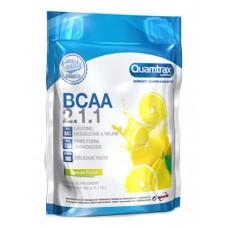 BCAA Quamtrax Nutrition BCAA 2:1:1 Powder, 500 г,
