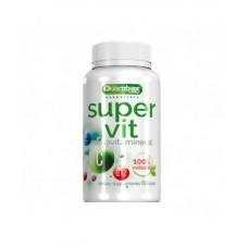 Витаминно-минеральный комплекс Quamtrax Nutrition Super Vit, 120 капсул