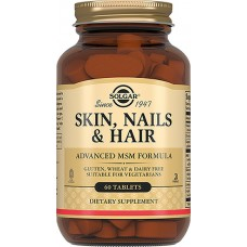 Solgar Комплекс витаминов Skin, Nails & Hair 'Кожа, Ногти и Волосы', 1397 мг, 60 таблеток