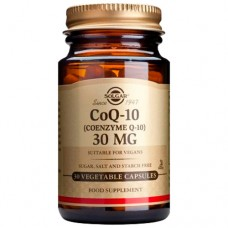 Coenzyme Q-10 30 мг 30 капс