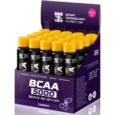BCAA Sport Technology Nutrition '5000', вишня, 25 мл х 20 шт