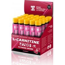 L-карнитин Sport Technology Nutrition '2700', вишня, 20 шт х 25 мл