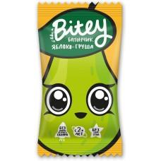 Батончик фруктово-ягодный Take A Bitey Яблоко-Груша, 25 г