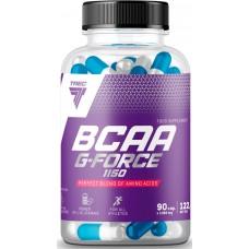 BCAA Trec Nutrition BCAA G-force 1150, 90 капсул