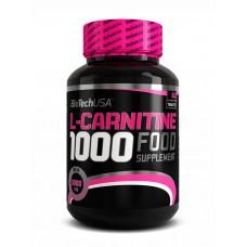 L-Carnitine 1000 мг BioTech USA
