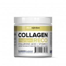 COLLAGEN RECO коллаген со вкусом черники, aTech nutrition, 180гр