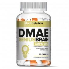 DMAE 'GENIUS BRAIN', природный ноотроп aTech nutrition, 90 капсул