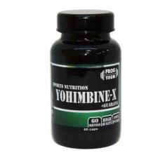 YOHIMBINE-X 60 капсул
