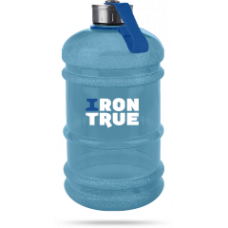 BioTech USA Фляга для питья прозрачно-синяя 750 мл 24050101