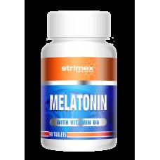 Strimex Melatonin, 90 таблеток Биологически активная добавка к пище: мелатонин Страна ввоза: Россия