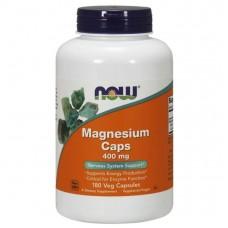 Now magnesium 400мг / 180капс